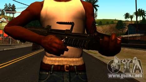 El BPA de Profundidad para GTA San Andreas