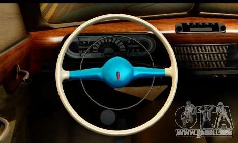 Oldsmobile 98 1947 para GTA San Andreas vista posterior izquierda