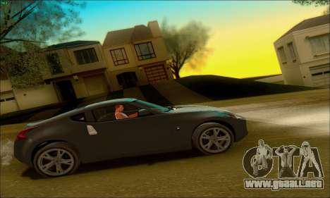 White Water ENB para GTA San Andreas sexta pantalla