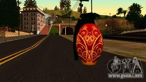 La Navidad De Granada para GTA San Andreas segunda pantalla