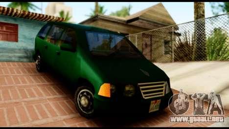 New Moobeam para GTA San Andreas