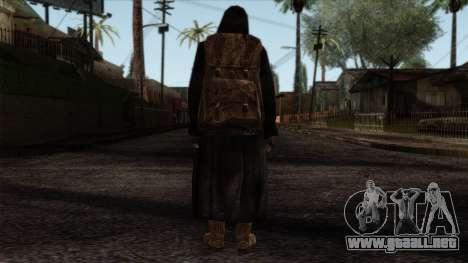 Resident Evil Skin 8 para GTA San Andreas segunda pantalla