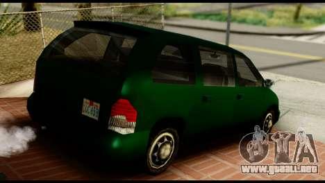 New Moobeam para GTA San Andreas left
