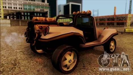 New BF Injection para GTA San Andreas left