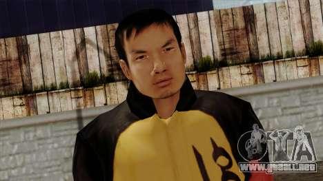 GTA 4 Skin 67 para GTA San Andreas tercera pantalla