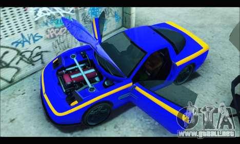 Coquette (GTA IV) para la visión correcta GTA San Andreas