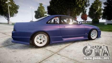 Nissan Skyline R33 GT-R para GTA 4