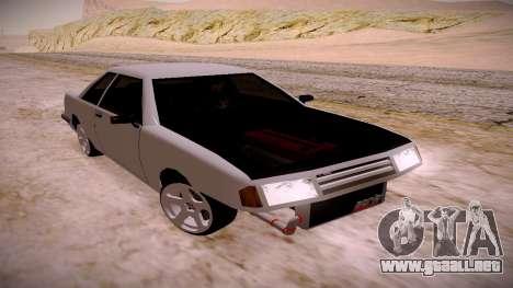 Manana BOOM para GTA San Andreas
