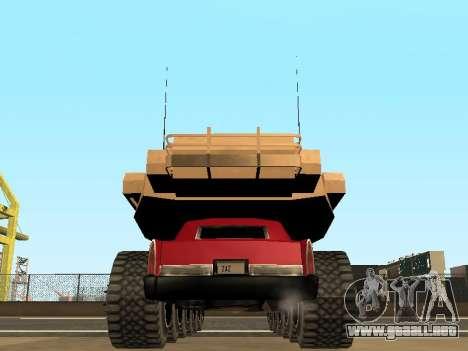 Tink Tank para visión interna GTA San Andreas