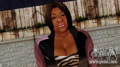 GTA 4 Skin 57 para GTA San Andreas tercera pantalla