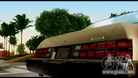 GTA 4 Esperanto para la visión correcta GTA San Andreas