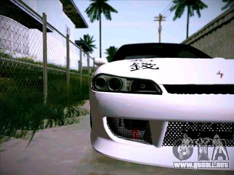 Nissan Silvia S15 Roux para visión interna GTA San Andreas