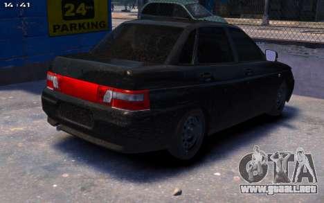 De los FLOREROS 2110 para GTA 4 left