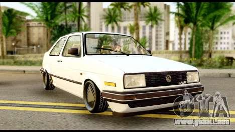 Volkswagen Jetta A2 Coupe para GTA San Andreas