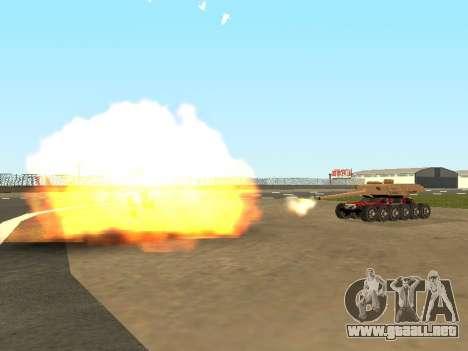 Tink Tank para vista lateral GTA San Andreas