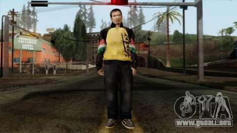 GTA 4 Skin 67 para GTA San Andreas