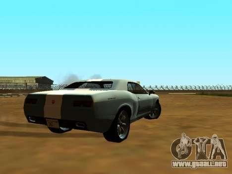 GTA 5 Bravado Gauntlet para vista inferior GTA San Andreas