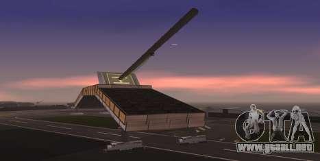 Landkreuzer P. 1500 Monster for SA:MP para GTA San Andreas segunda pantalla