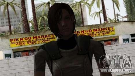 Resident Evil Skin 4 para GTA San Andreas tercera pantalla