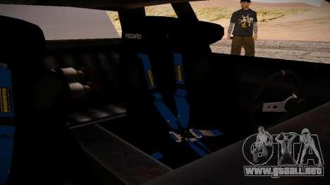 Manana BOOM para la visión correcta GTA San Andreas