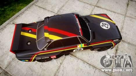 BMW 3.0 CSL Group4 [29] para GTA 4 visión correcta