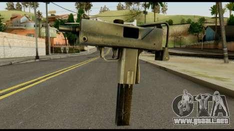 Ingram from Max Payne para GTA San Andreas