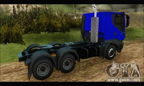 Iveco Trakker 2014 para la visión correcta GTA San Andreas