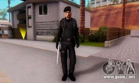 Boina Negra (FES) para GTA San Andreas