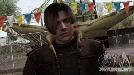 Resident Evil Skin 5 para GTA San Andreas tercera pantalla