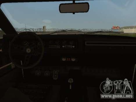 GTA 5 Bravado Gauntlet para el motor de GTA San Andreas