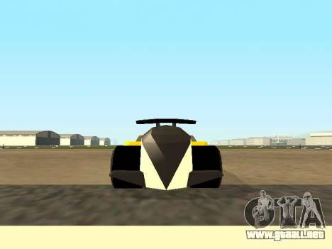 RC Bandit (Automotive) para GTA San Andreas vista posterior izquierda