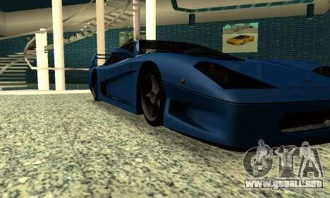 HD Turismo para la visión correcta GTA San Andreas
