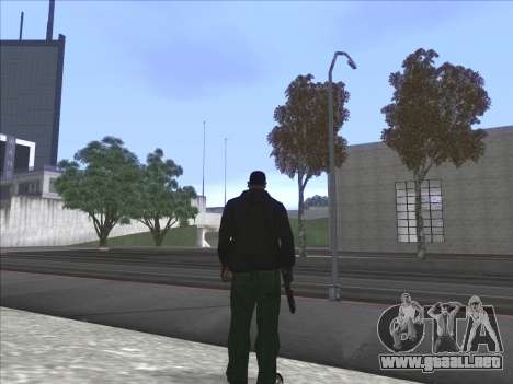 Agradable ColorMod para GTA San Andreas