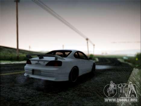Nissan Silvia S15 Roux para GTA San Andreas left