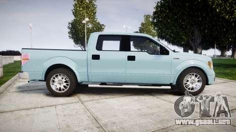 Ford Lobo 2012 para GTA 4 left