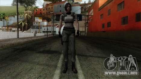Resident Evil Skin 4 para GTA San Andreas
