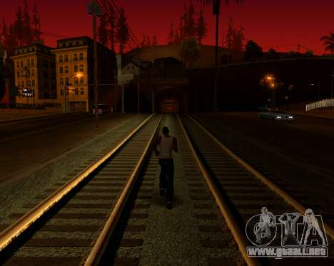 Colormod Dark Low para GTA San Andreas séptima pantalla