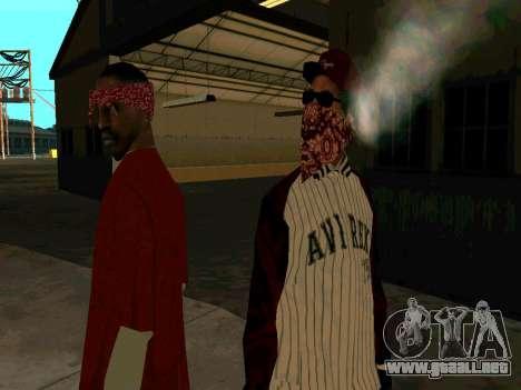 Doggers Gang para GTA San Andreas tercera pantalla