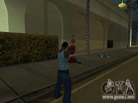 New Effects Pack White Version para GTA San Andreas octavo de pantalla
