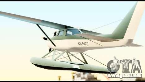 Beta Skimmer para GTA San Andreas vista posterior izquierda