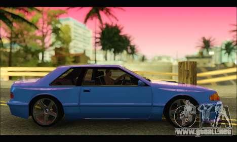 Bravura AWD Turbo para GTA San Andreas left