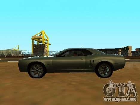 GTA 5 Bravado Gauntlet para visión interna GTA San Andreas