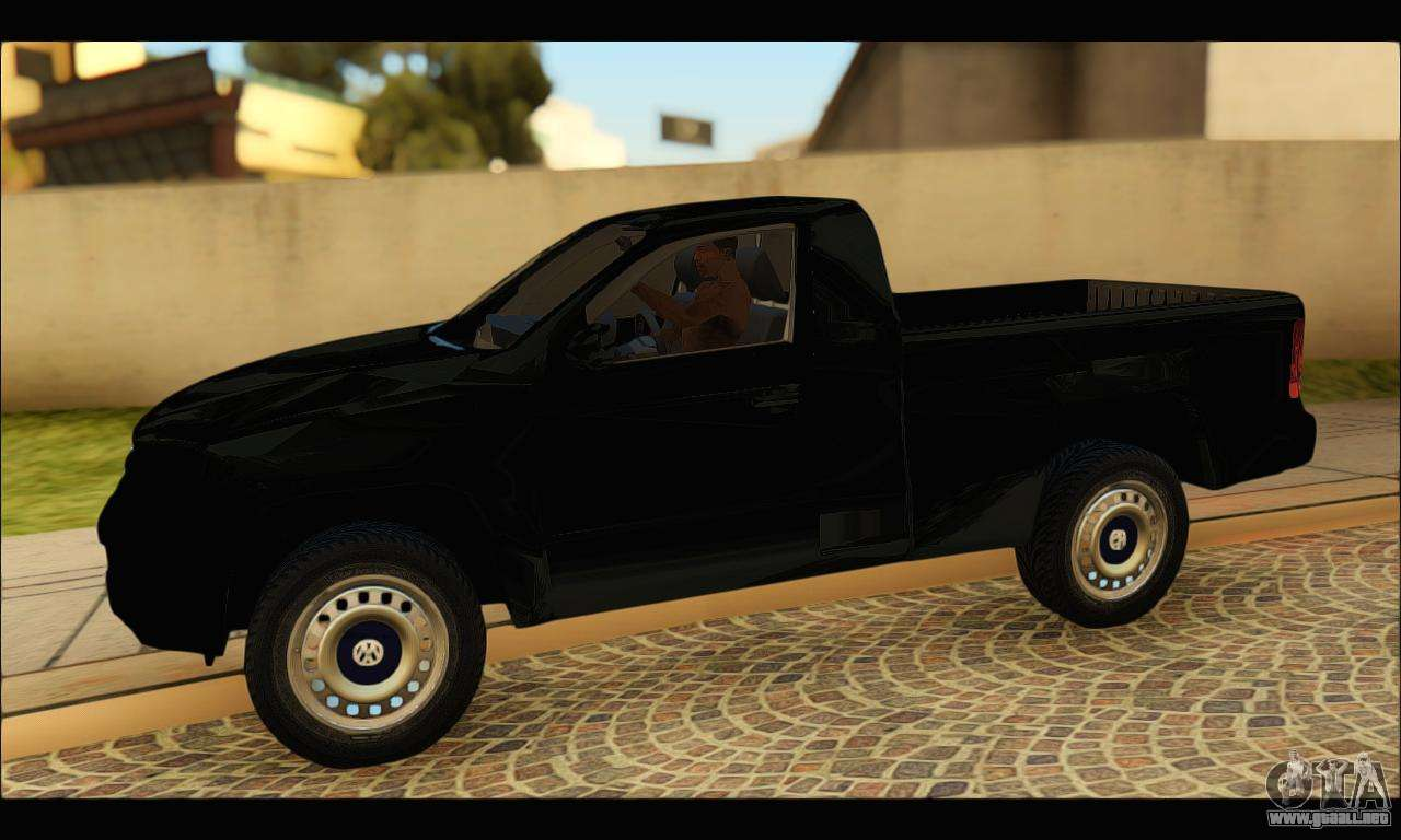 volkswagen amarok cabina simple para gta san andreas. Black Bedroom Furniture Sets. Home Design Ideas