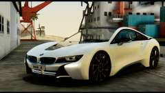 BMW I8 2013 para GTA San Andreas