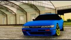 Nissan Silvia S13 Sileighty Drift Moster para GTA San Andreas