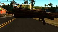 UTAS UTS-15 from Battlefield 4 para GTA San Andreas