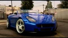 GTA 5 Dewbauchee Rapid GT Cabrio [HQLM]