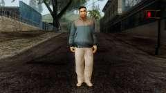 GTA 4 Skin 47 para GTA San Andreas