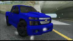 Chevrolet Colorado Codered 2004 para GTA San Andreas