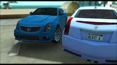 Cadillac CTS-V Coupe para GTA San Andreas